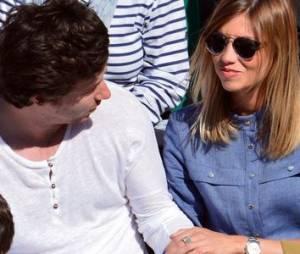 Roland Garros 2013 : Jean Imbert et Alexandra Rosenfeld en amoureux