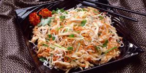 Recette minceur : trois idées de salade au poulet light
