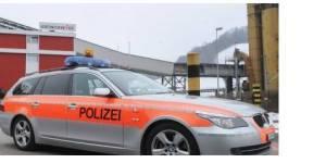 Louer une voiture de police pour faire fuir les voleurs