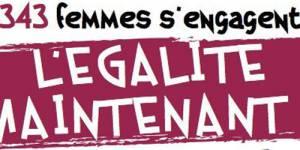 343 femmes contre les inégalités entre les sexes