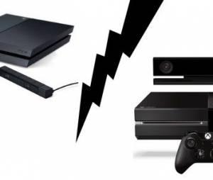 Xbox One ou PS4 : qui de Microsoft ou Sony va gagner la guerre des consoles ?