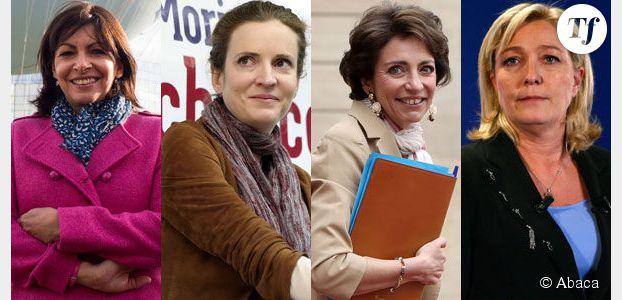 NKM vs Hidalgo, Touraine et Le Pen : ces femmes politiques qui font le buzz sur Twitter