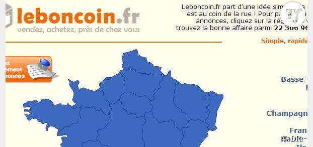 Le Bon Coin : le site est plus populaire que YouTube en France