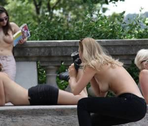 Lady Di amoureuse, des hommes enceints et des seins nus : parées pour la Happy Letter ?
