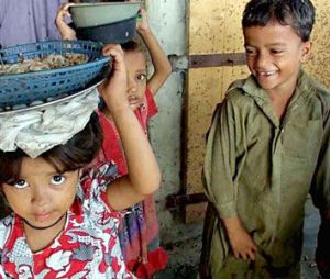 Le travail des enfants touche surtout les filles
