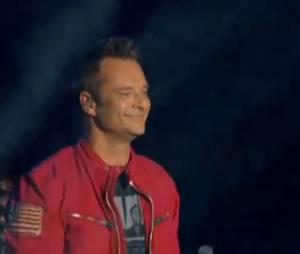 """Concert anniversaire de Johnny à Bercy : revoir le duo """"Sang pour sang"""" avec David"""