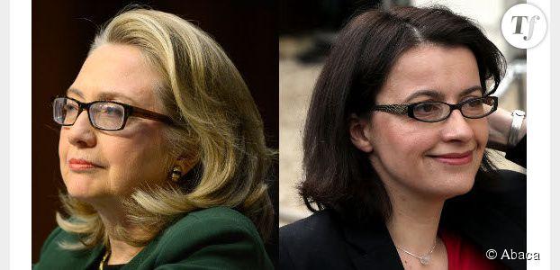 Hillary Clinton et Cécile Duflot premières victimes du sexisme en politique