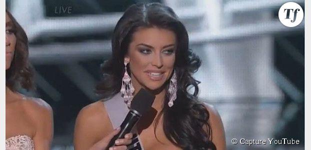 Miss Utah se ridiculise sur l'égalité salariale hommes-femmes - vidéo