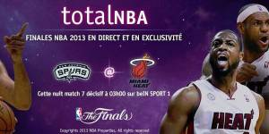 NBA : match San Antonio Spurs vs Miami Heat  en direct live streaming ?