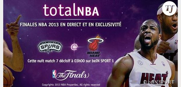 NBA : match San Antonio Spurs vs Miami Heat  en direct live streaming ?