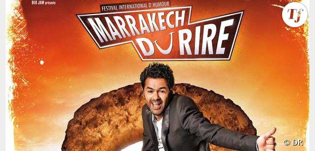 marrakech du rire 2013 spectacle de jamel en direct live streaming et sur m6 replay terrafemina. Black Bedroom Furniture Sets. Home Design Ideas