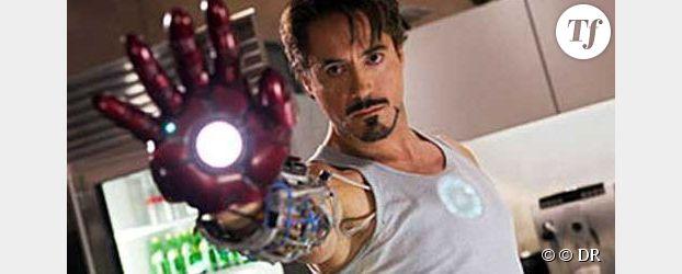 Robert Downey Junior reste Iron Man