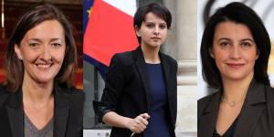 Karine Berger, Najat Vallaud-Belkacem et  Cécile Duflot, stars de Twitter à leurs dépens