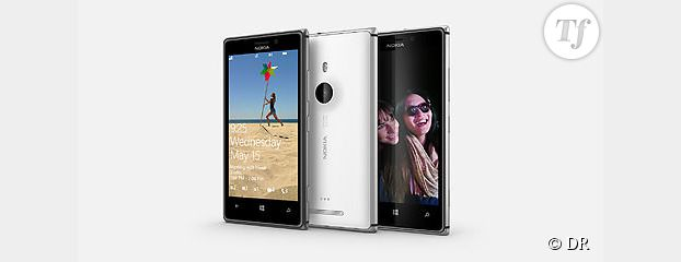 Nokia Lumia 925 : le nouveau concurrent de l'iPhone 6