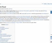 """Wikipédia : Ségolène Royal, le """"personnage historique"""" plus controversé que Jésus"""