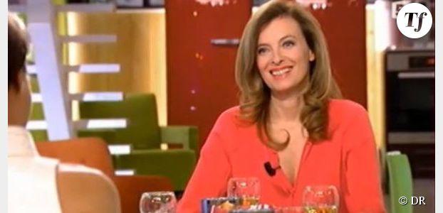 C à Vous : revoir l'interview de Valérie Trierweiler – Vidéo Replay