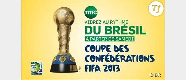 Coupe des Confédérations 2013 : finale Espagne vs Brésil en direct live streaming (30 juin)