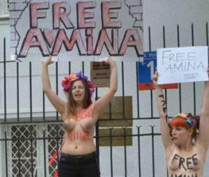 Femen : nouvelle manifestation dans une mosquée en Suède