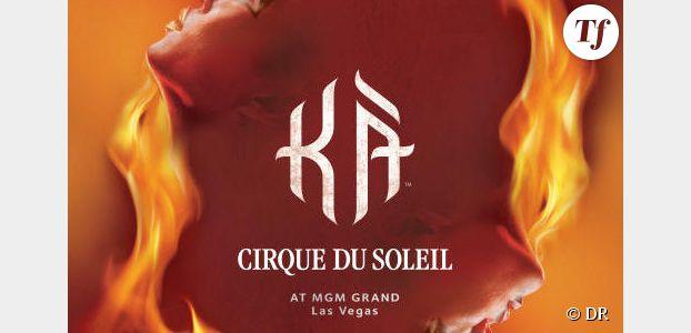 Cirque du Soleil : chute mortelle d'une funambule française - Vidéo