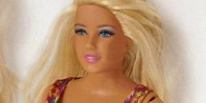 """Barbie : """"pas mal du tout"""" avec les mensurations d'une vraie femme - photos"""