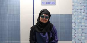 Burkini: le record d'une nageuse iranienne invalidé à cause de sa tenue