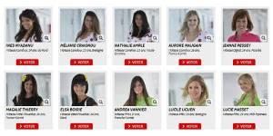 Le Tour de France 2013 et ses machos votent pour la plus charmante hôtesse