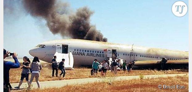 Crash de San Francisco : un rescapé témoigne sur Twitter