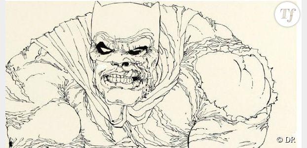 Batman : un dessin de Frank Miller estimé à 500 000 dollars