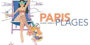 Vacances d'été 2013 : les plages et baignades à Paris et en Ile-de-France