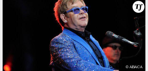 Vieilles Charrues : Elton John annule sa tournée européenne