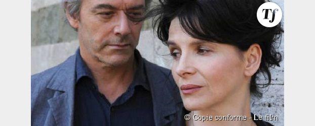 Juliette Binoche ou la quête de l'absolu
