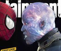 The Amazing Spider-Man 2: première image d'Electro