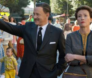 Saving Mr Banks: Tom Hanks dans la peau de Walt Disney