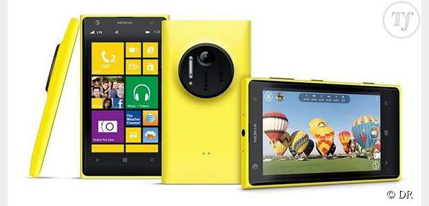 Nokia Lumia 1020 : l'iPhone 6 a-t-il un concurrent à sa taille ?