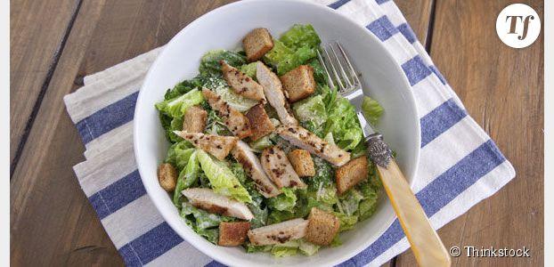 Recette de salade César maison : révisez vos classiques
