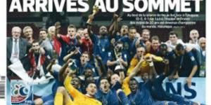 Coupe du monde U20 : Les bleuets redorent le blason du foot français
