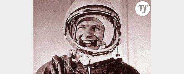 12 avril 1961:  Youri Gagarine premier homme dans l'espace