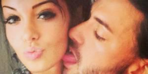 Nabilla fête ses six mois en couple avec Thomas sur Twitter