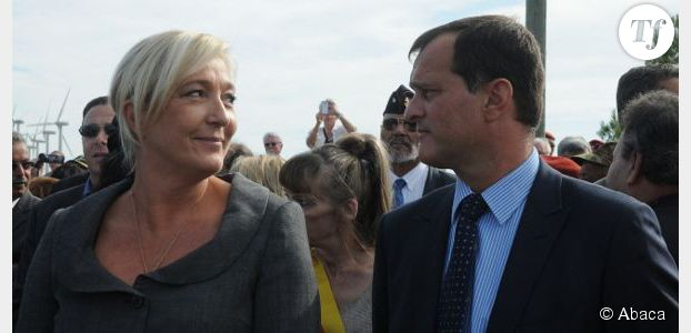 Marine Le Pen : son conjoint Louis Alliot salarié avec son enveloppe d'eurodéputée ?
