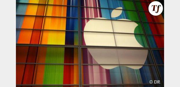 iPhone 5S : un capteur d'empreintes digitales et de la 3D ?