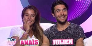 Secret Story 7 : Anaïs et Julien au bord de la séparation ?