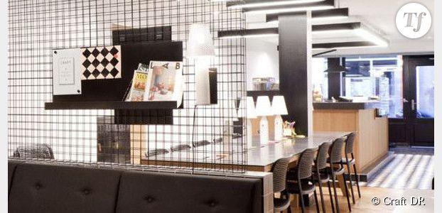 Coffice : le bar à travail made in US