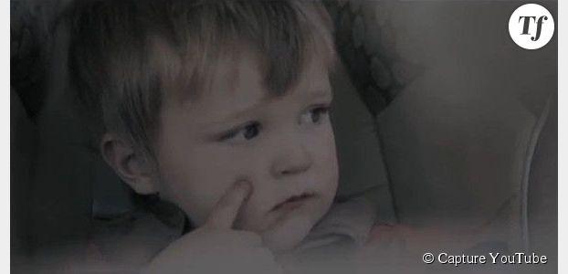 Que se passe-t-il quand on laisse un enfant dans la voiture par plus de 30°C ? - vidéo