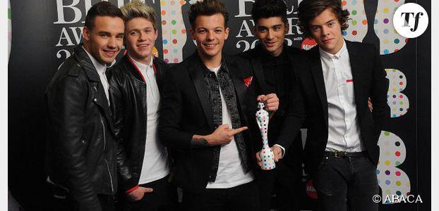 One Direction dévoile leur clip Best Song Ever