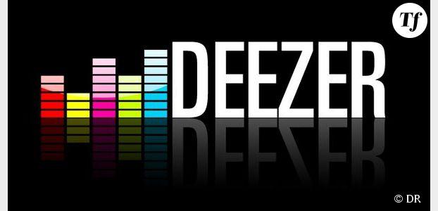 Deezer se lance dans la vente de billets de concert