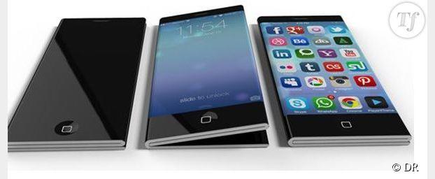iPhone 6 : un concept épatant de smartphone dépliant