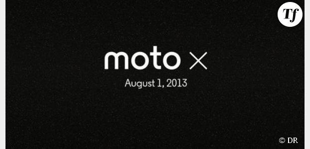Google dévoile de nouveaux détails sur le Moto X