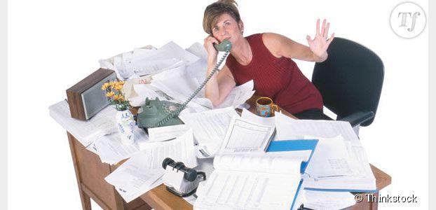 Au bureau, les désordonnés sont les plus créatifs