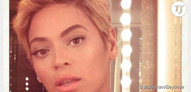 Beyonce sexy avec sa coupe garçonne