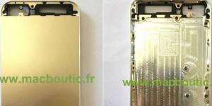 iPhone 6 / 5S / 5C : une version en or se dévoile avant la sortie